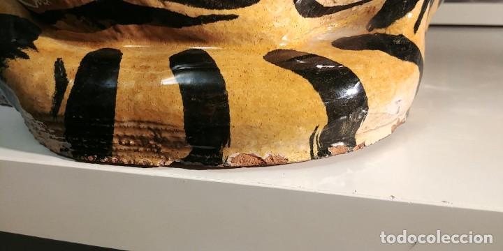 Vintage: TIGRE cerámica esmaltada italiana, vintage. - Foto 9 - 140545110