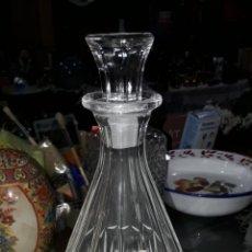 Vintage: JARRON FLORERO CRISTAL DE BOHEMIA. Lote 141813485