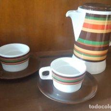 Vintage: JUEGO DE CAFÉ BIDASOA TÚ Y YO.. Lote 141914214
