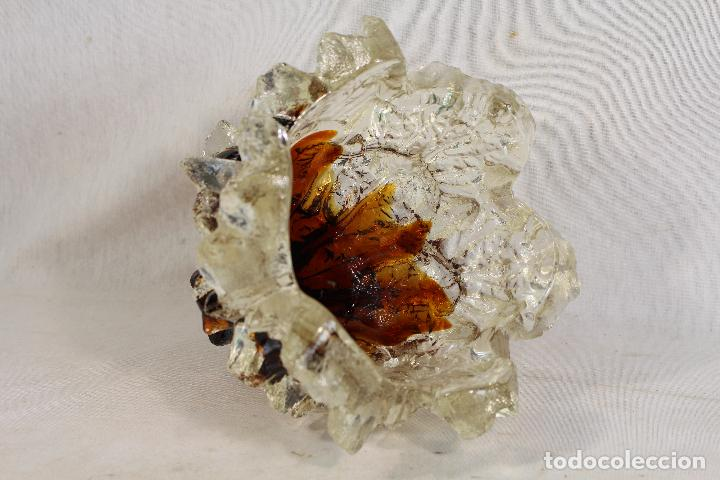 Vintage: jarron - centro de mesa - frutero de cristal - Foto 4 - 144926350