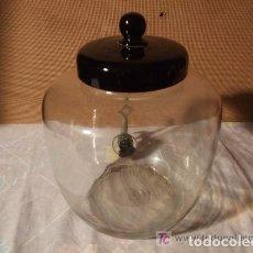 Vintage: PERFUMERIA, COLONIA RECIPIENTE DEPOSITO ART DECO. Lote 144989514