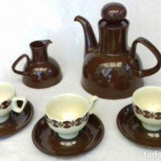 Vintage: JUEGO DE CAFÉ PONTESA. Lote 145617466