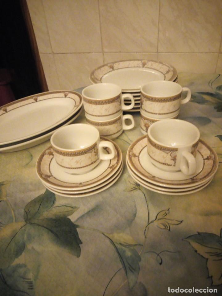 Vintage: Vajilla de porcelana inker croatia. - Foto 2 - 147210534