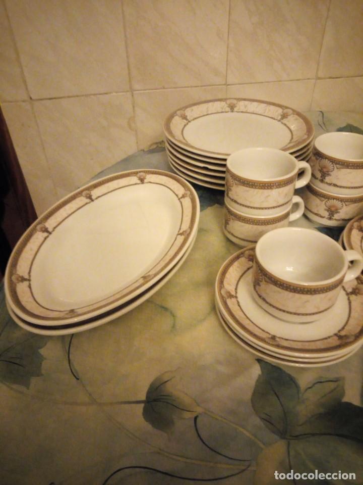 Vintage: Vajilla de porcelana inker croatia. - Foto 3 - 147210534