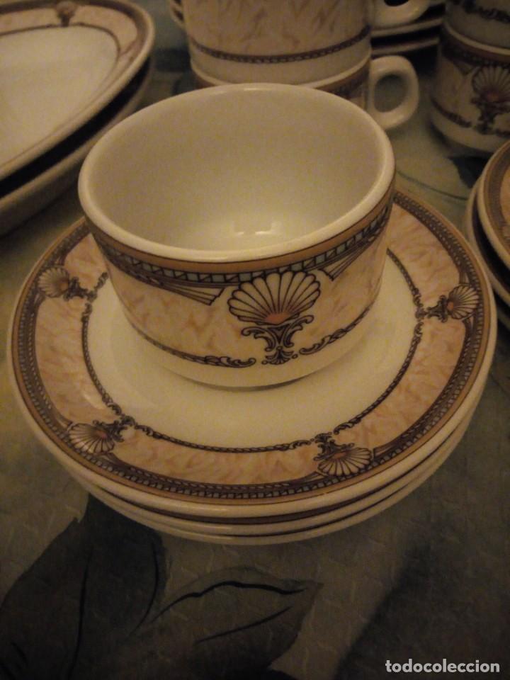 Vintage: Vajilla de porcelana inker croatia. - Foto 4 - 147210534
