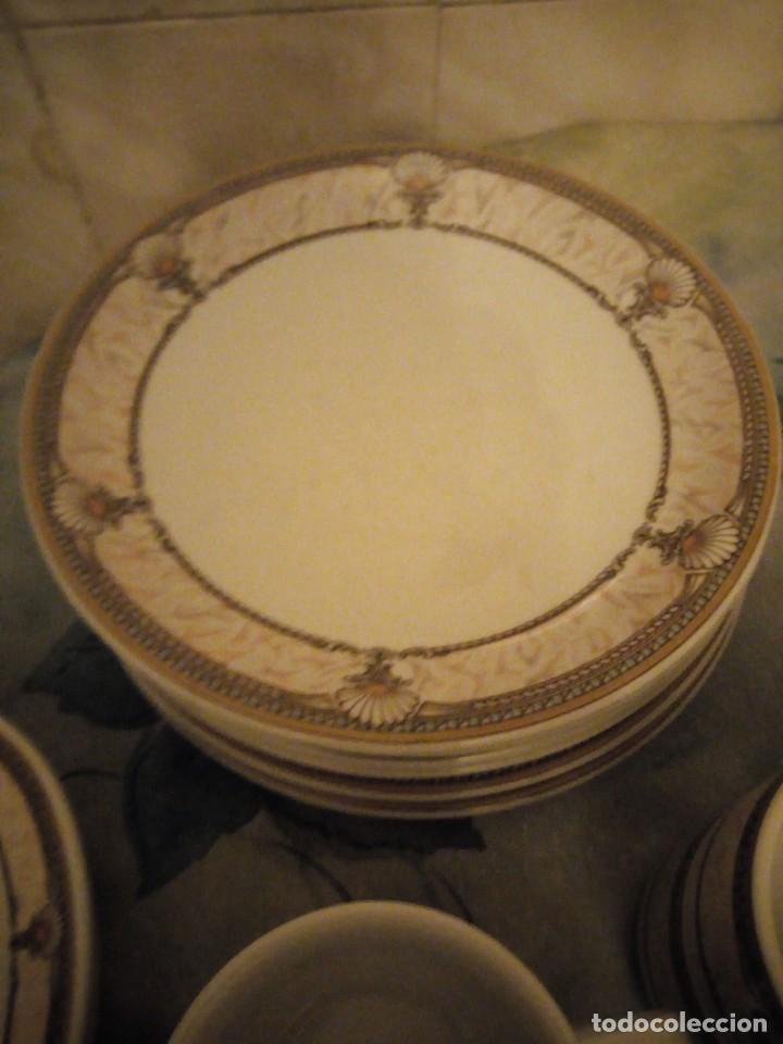 Vintage: Vajilla de porcelana inker croatia. - Foto 5 - 147210534