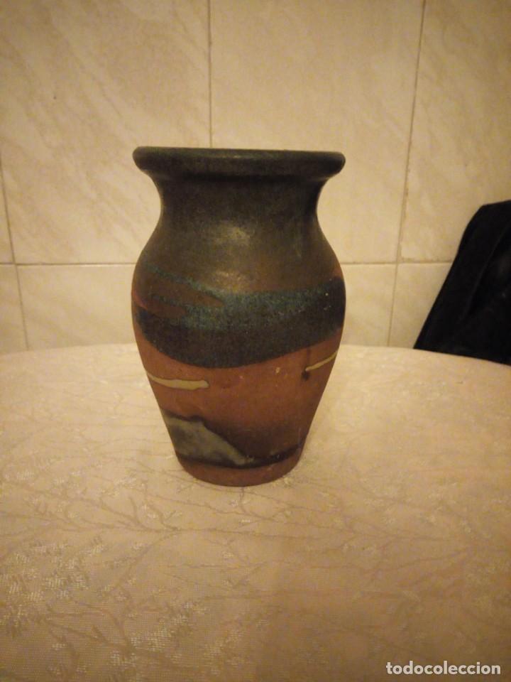 Vintage: Jarrón de cerámica ,sellado. - Foto 2 - 148497874