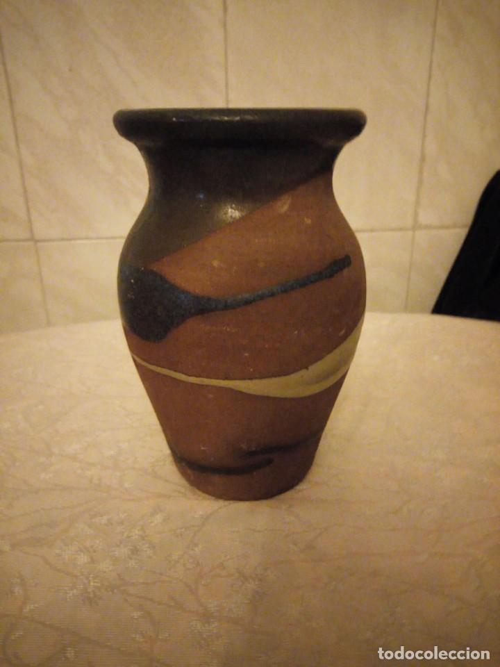 Vintage: Jarrón de cerámica ,sellado. - Foto 3 - 148497874