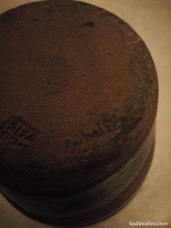 Vintage: Jarrón de cerámica ,sellado. - Foto 6 - 148497874