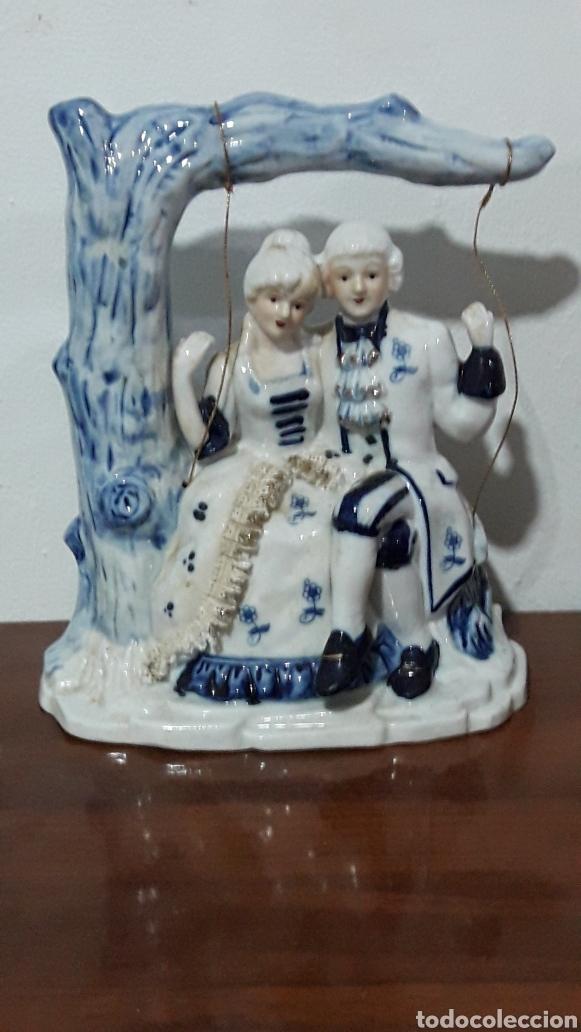 FIGURA PORCELANA (Vintage - Decoración - Porcelanas y Cerámicas)