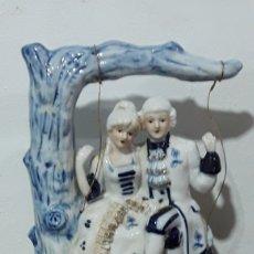 Vintage: FIGURA PORCELANA. Lote 153262806