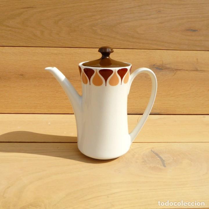 Vintage: Juego de café de Royal China Vigo, 70s - Foto 4 - 153575978