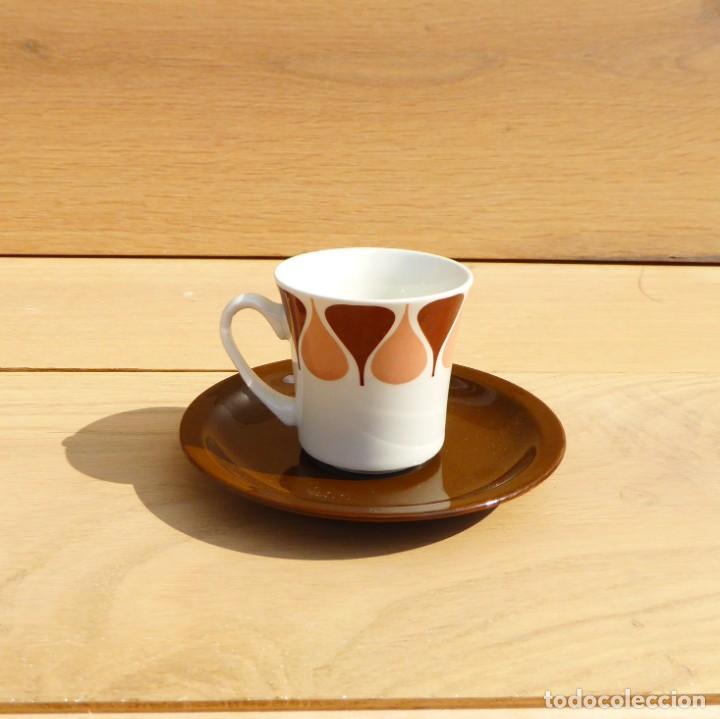 Vintage: Juego de café de Royal China Vigo, 70s - Foto 9 - 153575978