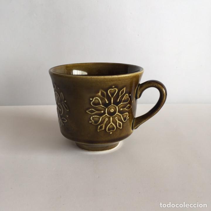 Vintage: Juego café Pontesa Modelo Escocia. Años 60/70 - Foto 2 - 153665564