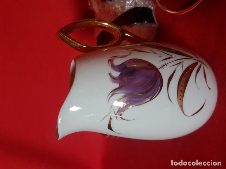 Vintage: Juego de café o té CAPEANS de porcelana con adornos florales. - Foto 5 - 155150834