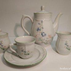 Vintage: JUEGO DE CAFÉ.. Lote 155583866