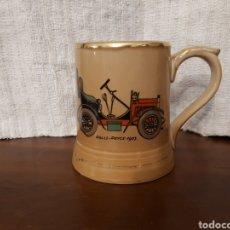 Vintage: JARRA CERVEZA ROLLS ROYCE 1903. Lote 155702440