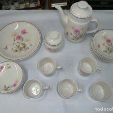 Vintage: JUEGO DE TÉ CHINO 18 PIEZAS. Lote 155751478