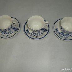 Vintage: TAZAS DE CAFÉ ROYAL CHINA. Lote 155751938