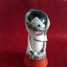 Vintage: FIGURA DE PORCELANA GRIEGA ZAKROS. Lote 155779922