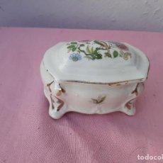 Vintage: CAJA DE PORCELANA JAMBO. Lote 156537430