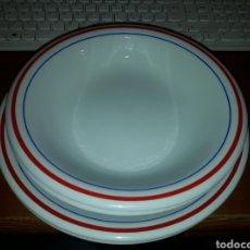 Vintage - Lote de 2 + 2 platos Pontesa Vintage. Raros - 156548756