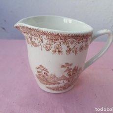 Vintage: JARRA DE PORCELANA INGLESA. Lote 219549793