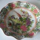 Vintage: PLATO CHINO ONDULADO - MUY DECORATIVO. Lote 157448472
