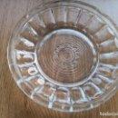 Vintage: CENICERO CRISTAL FABRICADO EN ESPAÑA. Lote 160295378