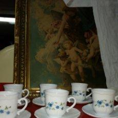 Vintage: JUEGO DE CAFÉ ARCOPAL. Lote 160354814