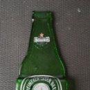 Vintage: BONITO CENICERO EN VIDRIO HEINEKEN. . Lote 160984378
