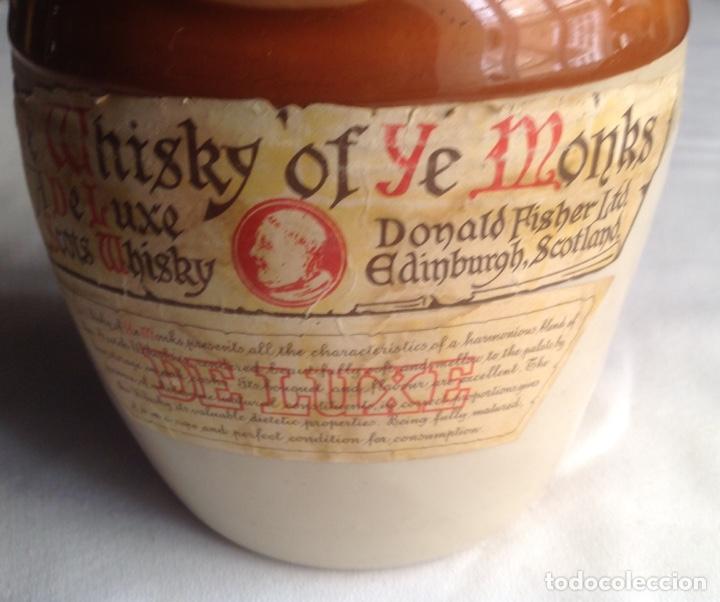 Vintage: Caneco jarra cerámica Whisky - Foto 4 - 161371957