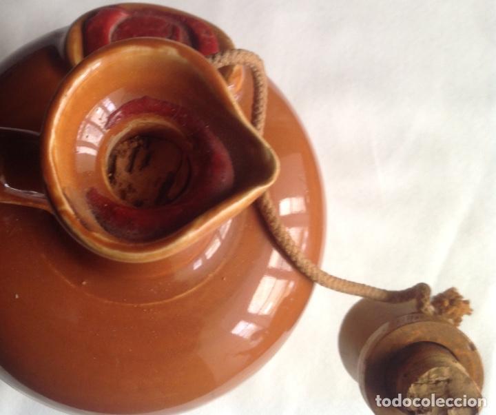 Vintage: Caneco jarra cerámica Whisky - Foto 8 - 161371957