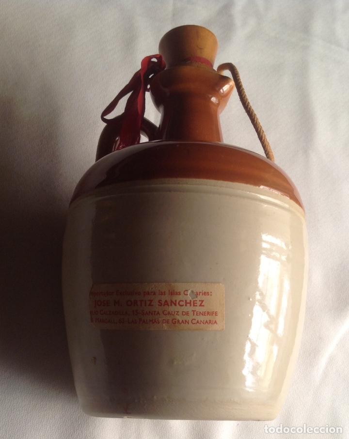 Vintage: Caneco jarra cerámica Whisky - Foto 11 - 161371957