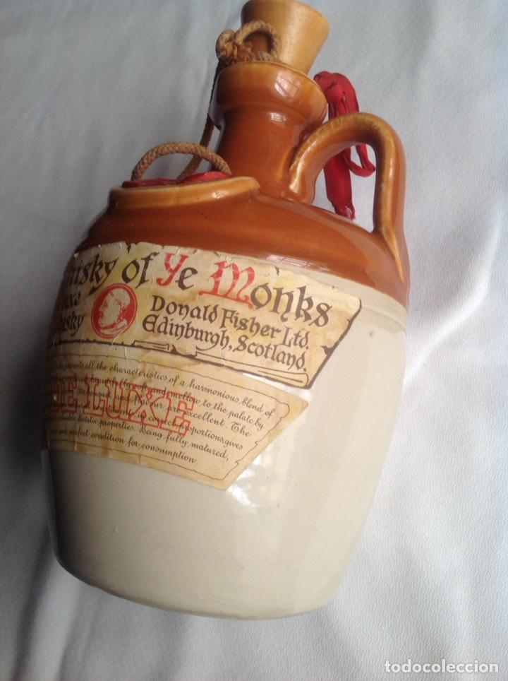 Vintage: Caneco jarra cerámica Whisky - Foto 12 - 161371957