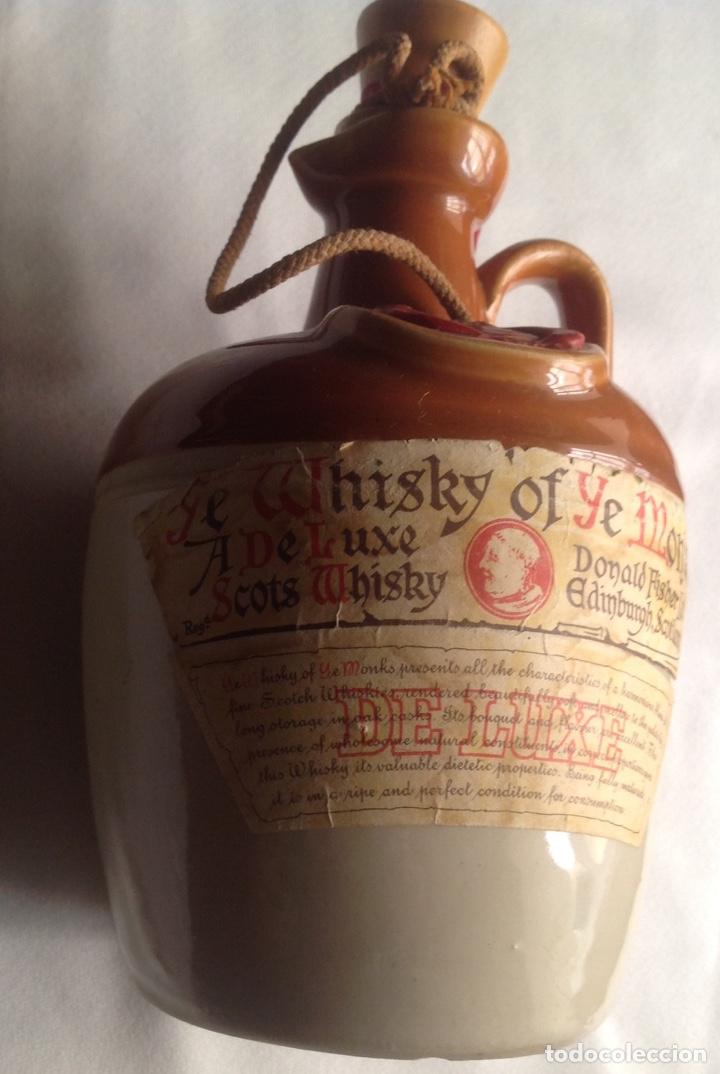 Vintage: Caneco jarra cerámica Whisky - Foto 13 - 161371957