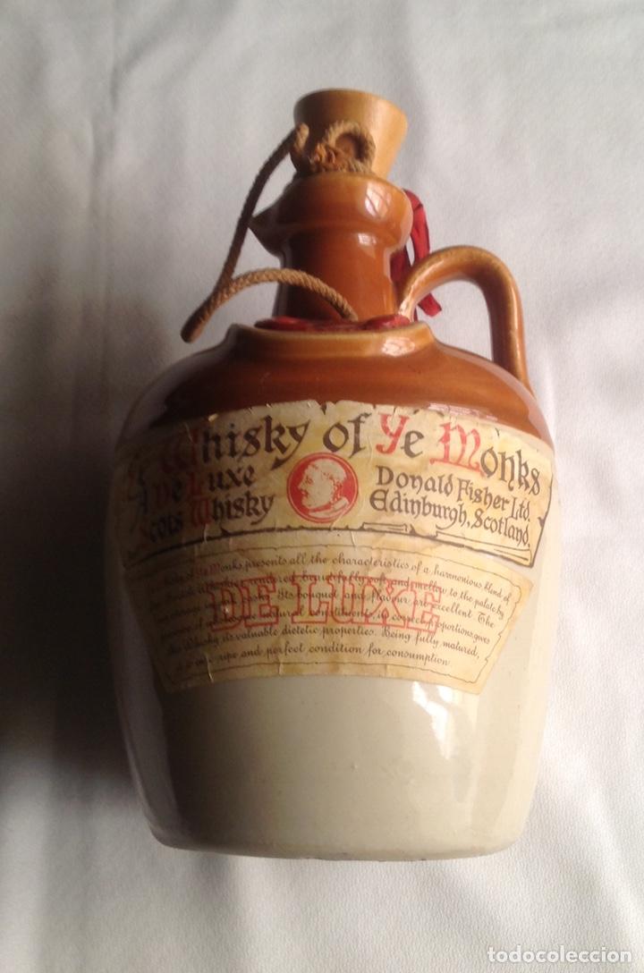 Vintage: Caneco jarra cerámica Whisky - Foto 14 - 161371957