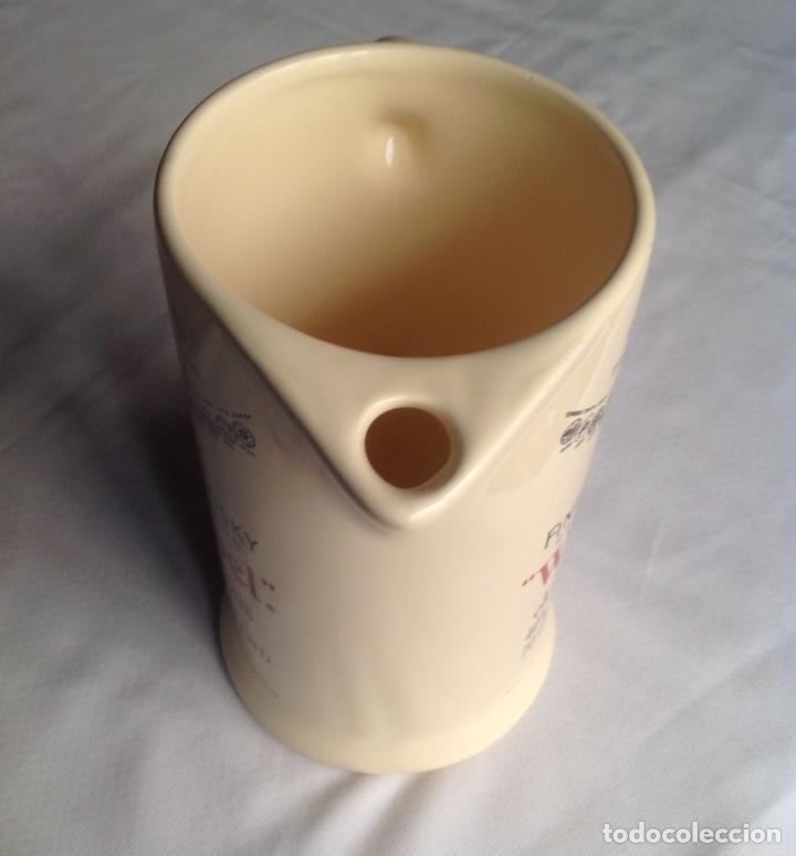 Vintage: Jarra cerámica de Whisky WHITE LABEL - Foto 5 - 161372853