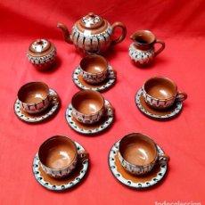 Vintage: JUEGO DE CAFE, 6 SERVICIOS, NUEVO. Lote 161699042