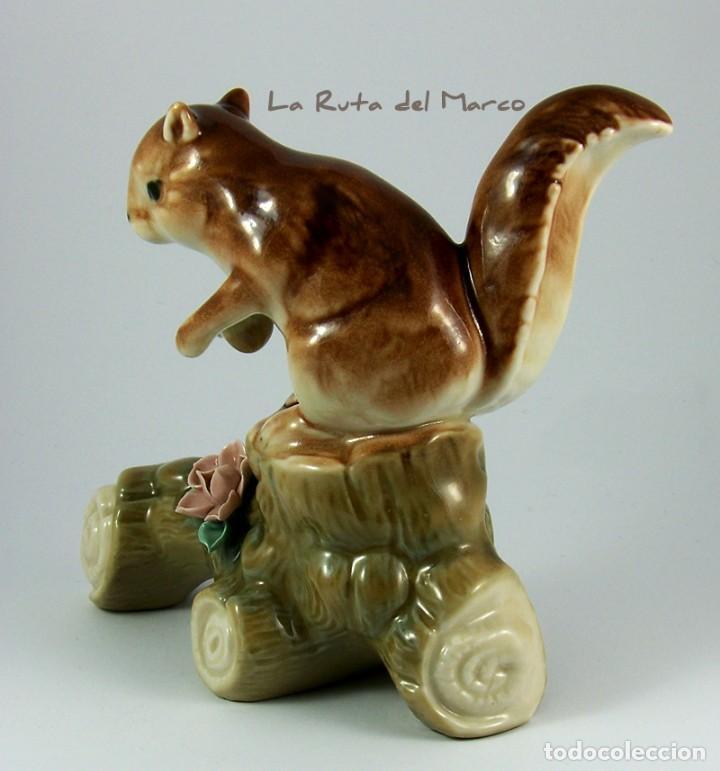 Vintage: Ardilla - Figura de porcelana - Foto 2 - 161989898