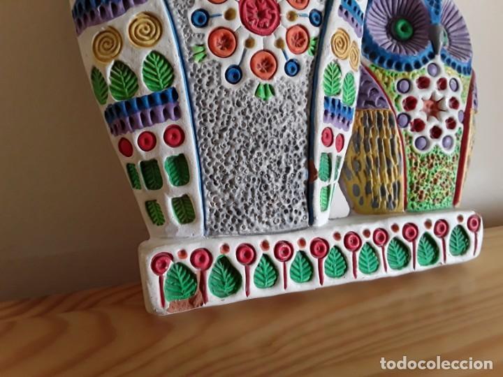 Vintage: Buho cerámica - Foto 2 - 162519422