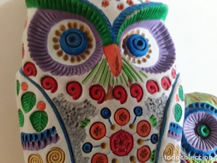 Vintage: Buho cerámica - Foto 4 - 162519422