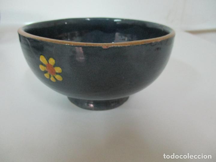 Vintage: 6 Bonitos Cuencos - Cuenco de Cerámica, Policromada - Vintage - Foto 9 - 162545974
