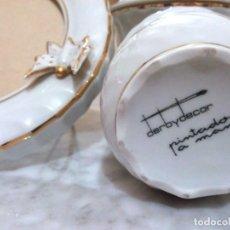 Vintage: PORCELANA DERBYDECOR. Lote 162573222