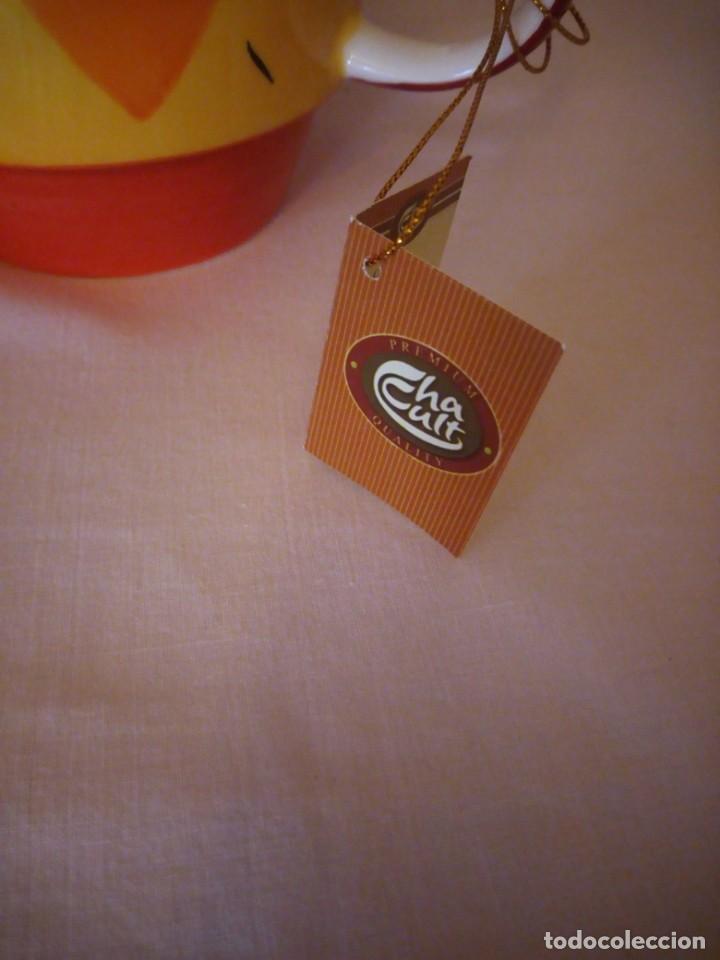 Vintage: Bonito juego de té para uno tetera taza y plato.cha cutt - Foto 3 - 163307930
