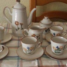Vintage: JUEGO DE CAFÉ. Lote 163551385