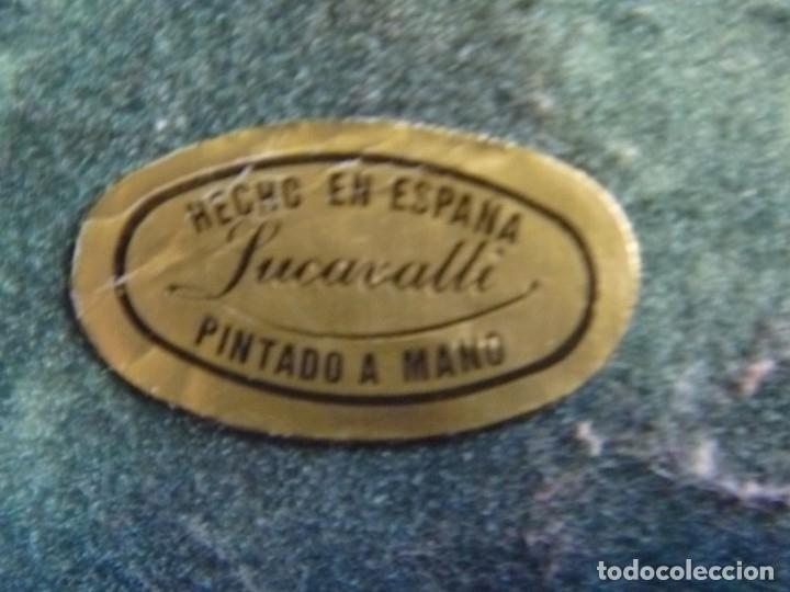 Vintage: LUCAVALLI PESCADOR RÍO PINTADO A MANO PARA RESTAURAR OFERTA LIQUIDACIÓN - Foto 12 - 165358550