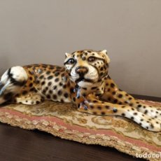 Vintage: GUEPARDO LEOPARDO MADE IN ITALY. Lote 166636374