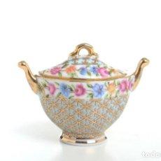 Vintage - Sopera miniatura de porcelana, sopera miniatura, miniatura, accesorios miniatura - 167281420