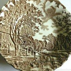 Vintage: PLATO DE LOZA JOHNSON BROTHERS. Lote 167475728